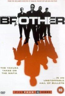 Poster do filme Brother - A Máfia Japonesa Yakuza em Los Angeles