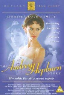 Poster do filme A Vida de Audrey Hepburn