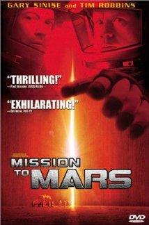 Poster do filme Missão: Marte