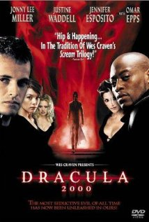 Poster do filme Drácula 2000