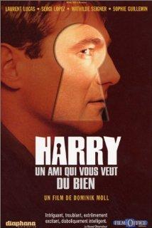 Poster do filme Harry Chegou Para Ajudar