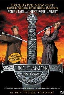 Poster do filme Highlander - A Batalha Final