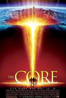 Poster do filme O Núcleo - Missão ao Centro da Terra