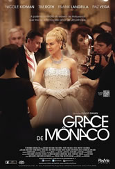 Poster do filme Grace de Mônaco