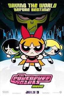 Poster do filme As Meninas Superpoderosas