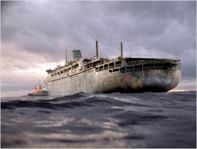 Imagem 1 do filme Navio Fantasma