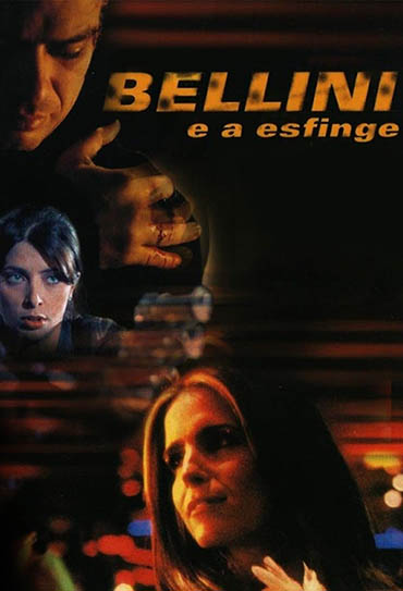 Poster do filme Bellini e a Esfinge