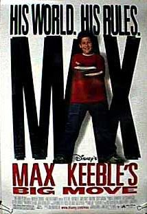 Poster do filme As Aventuras de Max Keeble