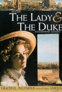 Poster do filme A Inglesa E o Duque