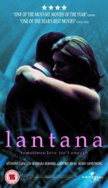 Poster do filme Lantana