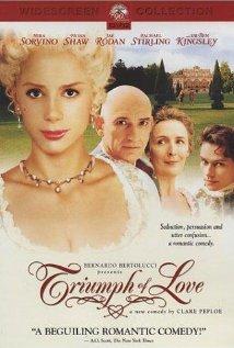 Poster do filme O Triunfo do Amor