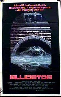 Poster do filme Alligator - O Jacaré Gigante