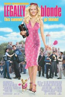 Poster do filme Legalmente Loira