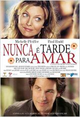 Poster do filme Nunca é Tarde para Amar