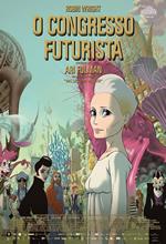 Poster do filme O Congresso Futurista