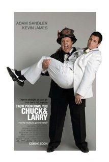 Poster do filme Eu os Declaro Marido e... Larry