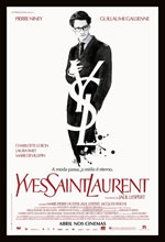 Poster do filme Yves Saint Laurent