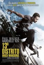 Poster do filme 13º Distrito