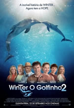 Poster do filme Winter, o Golfinho 2
