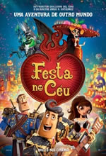 Poster do filme Festa no Céu