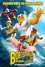 Poster do filme Bob Esponja: Um Herói Fora D'Água