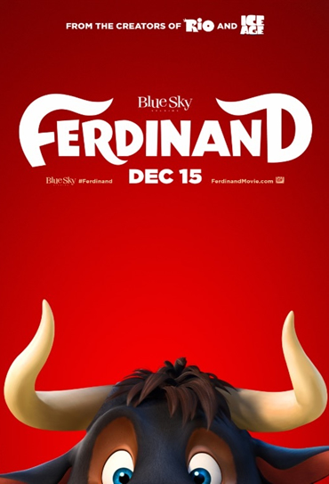 Poster do filme O Touro Ferdinando