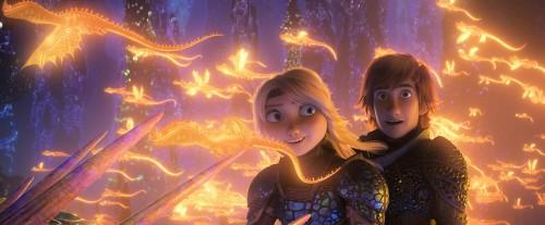Imagem 5 do filme Como Treinar o Seu Dragão 3