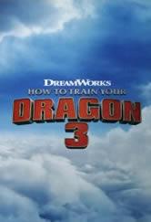 Capa Como Treinar o seu Dragão 3 Torrent 720p 1080p 4k Dublado Baixar