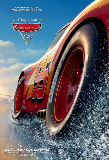 Poster do filme Carros 3