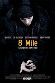Poster do filme 8 Mile - Rua das Ilusões