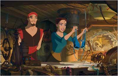 Imagem 3 do filme Sinbad - A Lenda dos Sete Mares