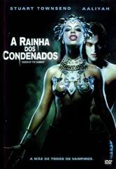 Poster do filme A Rainha dos Condenados