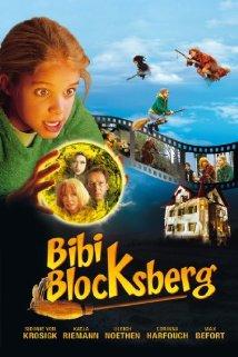 Poster do filme Bibi, a Bruxinha