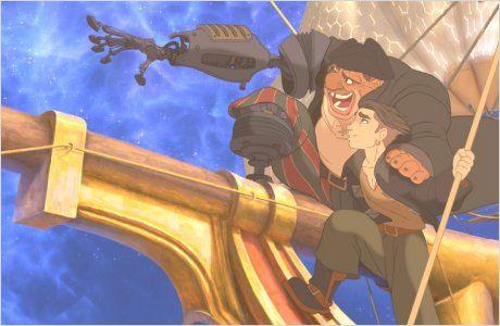 Imagem 4 do filme Planeta do Tesouro