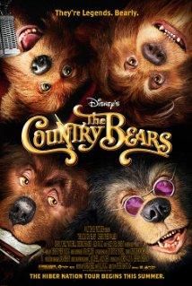 Poster do filme Beary e os Ursos Caipiras