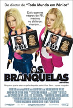 Poster do filme As Branquelas