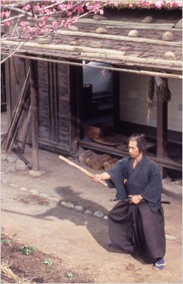 Imagem 1 do filme O Samurai do Entardecer