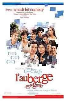Poster do filme Albergue Espanhol
