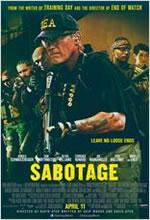 Poster do filme Sabotage