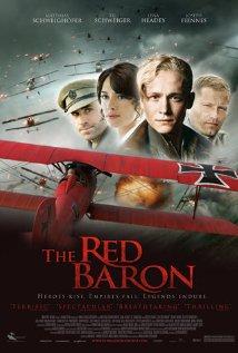 Poster do filme O Barão Vermelho