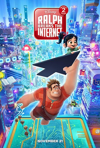 Assistir WiFi Ralph Quebrando a Internet 2019 Torrent Dublado 720p 1080p Online