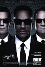 Poster do filme MIB - Homens de Preto 3