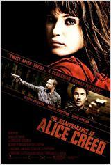 Poster do filme O Desaparecimento de Alice