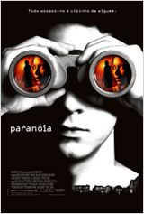 Poster do filme Paranóia