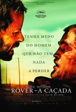 Poster do filme The Rover - A Caçada
