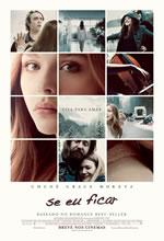 Poster do filme Se Eu Ficar