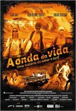 Poster do filme A Onda da Vida: Uma História de Amor & Surf