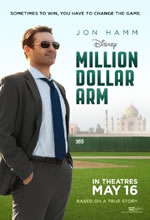 Poster do filme Million Dollar Arm