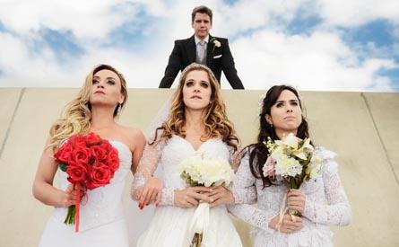 Resultado de imagem para loucas pra casar filme