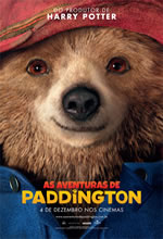 Poster do filme As Aventuras de Paddington